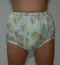 Adult Baby Plastic Pull-on  Pants PVC incontinence