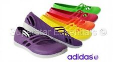 2013 ADIDAS QT COMFORT Brights Jellies Water Pumps Beach Shoes Flossy Plims UK 4