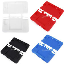 Silicone Console Housing Cover Case Skin Shell Protector for New Nintendo 3DS