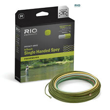 RIO InTouch Single Handed Spey Fly Line (Peach/Camo) * 2016 Stocks *