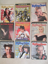 ROLLING STONE MAGAZINE 1985-1989 SELECTIONS ~ VINTAGE