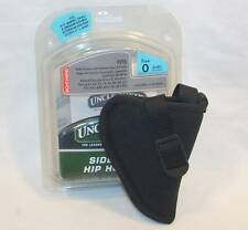 Uncle Mikes Size 0 Gun Pistol Sidekick Hip Holster Choice Right or Left Hand