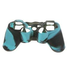 Silicone Protective Skin Case Cover for Sony PS2 PS3 Controller Game Accessories