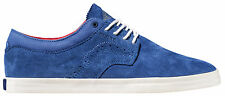 Globe Sneakers Low Shoes Lace up The Taurus blau Suede Rubber sole