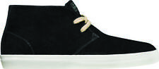 Globe Shoes Lace Up Low shoe Nullarbor black Suede Rubberband