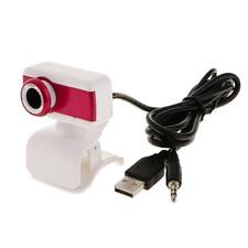 USB 50MP   Webcam Web Cam Camera With MIC & Clip For Laptop Desktop Computer PC