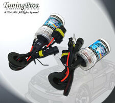 1 Pair 4300K 55W HID Xenon Conversion Light Bulbs Only -H11 Foglight 2 Pcs-