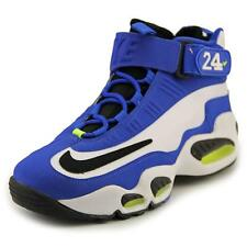 Nike Air Griffey Max 1 Men  Round Toe Synthetic Blue Basketball Shoe