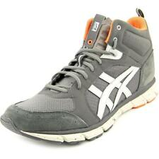 Onitsuka Tiger by Asics Harandia MT Men  Round Toe Canvas Gray Sneakers