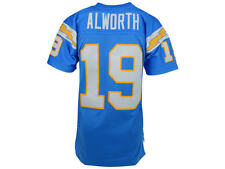 Mitchell & Ness San Diego Chargers Lance Alworth TC Jersey