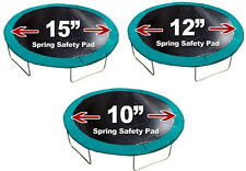 New Round Trampoline 18oz Replacement Safety Spring Pad Cover Green-Choose