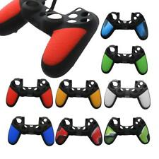Soft Silicone Cover Skin Rubber Grip Case For Playstation 4 PS4 Controller