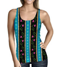 Ice Princess Anna Ladies Tank Top - Sizes XS-3XL Sleeveless