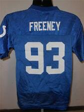 NEW-Minor-Flaw Indianapolis Colts DWIGHT FREENEY #93 Youth Sizes M-L Jersey