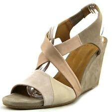 Coclico Jaybird   Open Toe Suede  Wedge Sandal