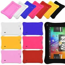 "Hot 9"" inch Silicone Soft Cover Back Case Skin For T91 A23 Android Mid Tablet PC"