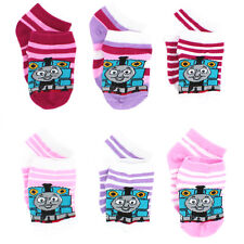 Thomas the Train Toddler Girls 6 pack Socks 9765HH