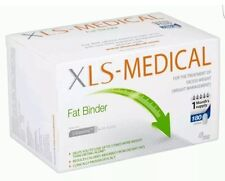 NEW XLS Medical Fat Binder 180 tablets  1 months supply Weight Loss Fitness