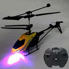 Mini RC Helicopter Radio Remote Control 2Channels drone Aircraft Helicopter WS