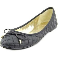 Material Girl Fifi Women  Round Toe Synthetic Black Flats