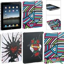 For Apple iPad(1st generation) Snap-on Slim Hard Back Case Cover