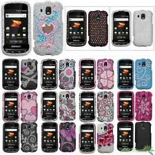 Bling Rhinestones Phone Case Cover For SAMSUNG M930(Transform Ultra)