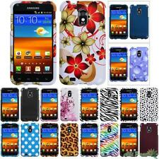 Hard Case Cover For SAMSUNG R760(Galaxy S II) D710(Epic 4G Touch) Various Design