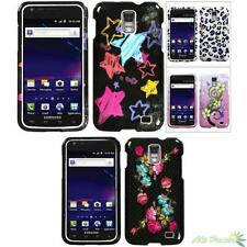Hard Case Cover For AT&T SAMSUNG i727(Galaxy S II Skyrocket) Various Design