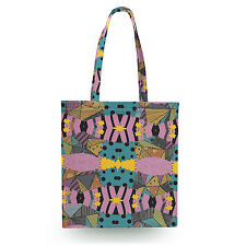 Ragdoll Patchwork Sally Canvas Tote Bag - 16x16 inch Book Gym Bag Optional Zip