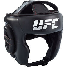 UFC Professional MMA Sparring Headgear - Black