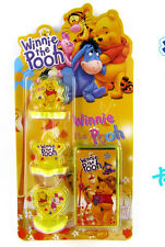 Lot Winnie the pooh Seal Stamper Set Students Gift Stationery Party Favors N43