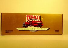 Ertl 1930 Diamond T REO Texaco Fuel Tanker 1:32 Scale DieCast Replica Coin Bank