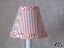 Chandelier Shades, Peaches & Cream Lamp Shade or Night Light for Kid's Bedroom