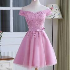2016 Short Mini Homecoming Dress Party Ball Prom Gown Formal Bridesmaid Dresses