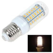 E27 110V/220V 18W 56X 5730SMD LED 2500LM Corn Bulb Warm White/White Light Lamp Q