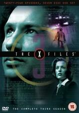 The X-Files - Series 3 - Complete (DVD, 2004) region 2
