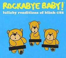 Lullaby Renditions of Blink 182 - Rockabye Baby CD-JEWEL CASE