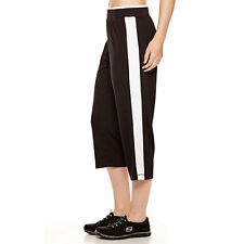 Made for Life Mesh Capris Size S, PXL Black/White New