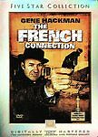 FRENCH CONNECTION (DVD, 2001, 2-Disc Set, Five Star Collection) NEW