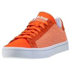 adidas Courtvantage Mens Trainers Orange New Shoes