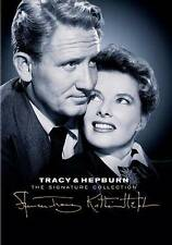 Tracy & Hepburn: The Signature Collection (DVD, 2012, 4-Disc Set) Brand New