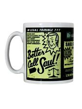 Breaking Bad Better Call Saul Mug - NEW & OFFICIAL