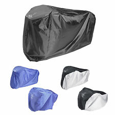 Mountain Bike Bicycle Rain Cover Waterproof Heavy Duty Cycle Cover w Storage Bag