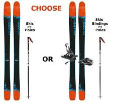 2017 Rossignol Sky 7 snow skis (choose ski only, or with binding, or with poles)