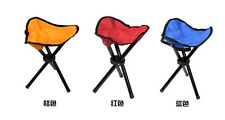 New Slacker Chair Folding Portable Travel Stool Outdoor Camping Fishing seat