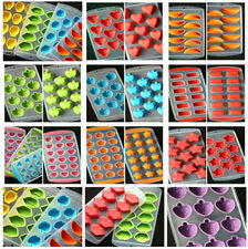 Silicone Ice Ball Cube Tray Freeze Bar Jelly Pudding Chocolate Mold Maker 52hh