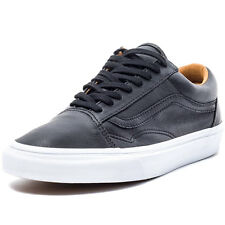 Vans Oldskool Unisex Trainers Black White New Shoes