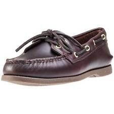 Sperry A/o 2-eyelet Mens Boat Shoes Dark Brown New Shoes