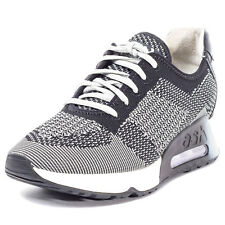 Ash Lucky Womens Trainers Black White New Shoes