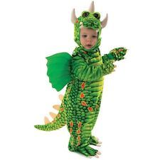 New Dragon Infant Toddler Costume Jumpsuit 6 to 24 Months Underwraps